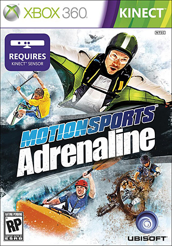 MotionSports: Adrenaline (Xbox360)