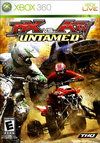 MX vs. ATV: Untamed (Xbox360)