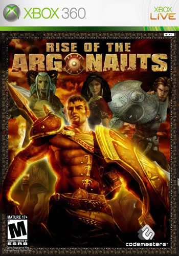 Rise of the Argonauts (Xbox360)