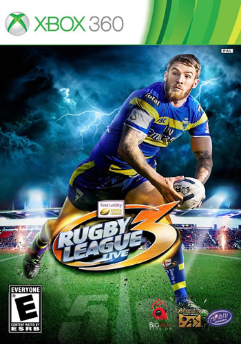 Rugby League Live 3 (Xbox360)