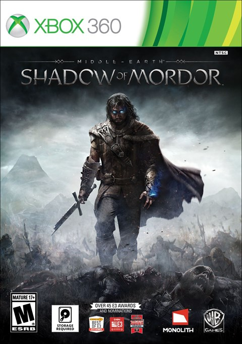 Shadow of Mordor (Xbox360)