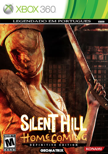 Silent Hill: Homecoming - Português (Xbox360)