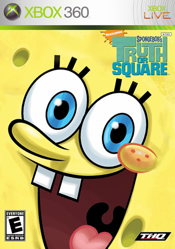 Spongebob's: Truth or Square (Xbox360)
