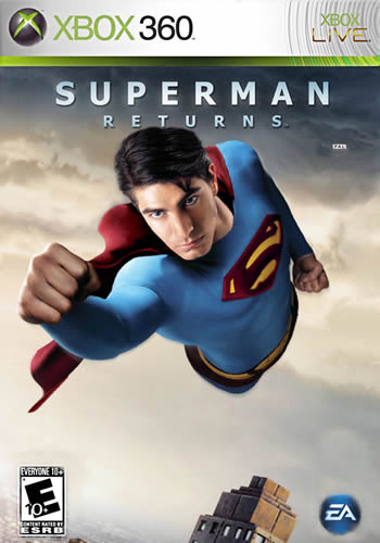 Superman Returns (Xbox360)