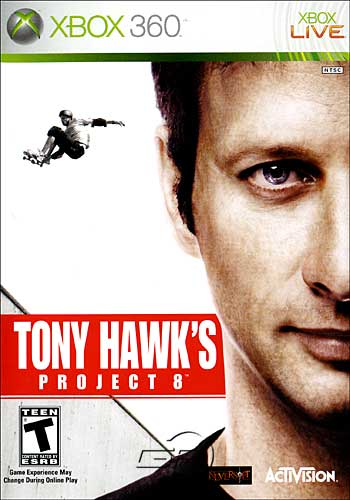 Tony Hawk's Project 8 (Xbox360)