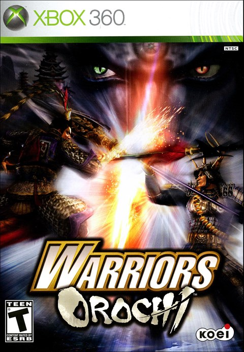 Warriors: Orochi (Xbox360)